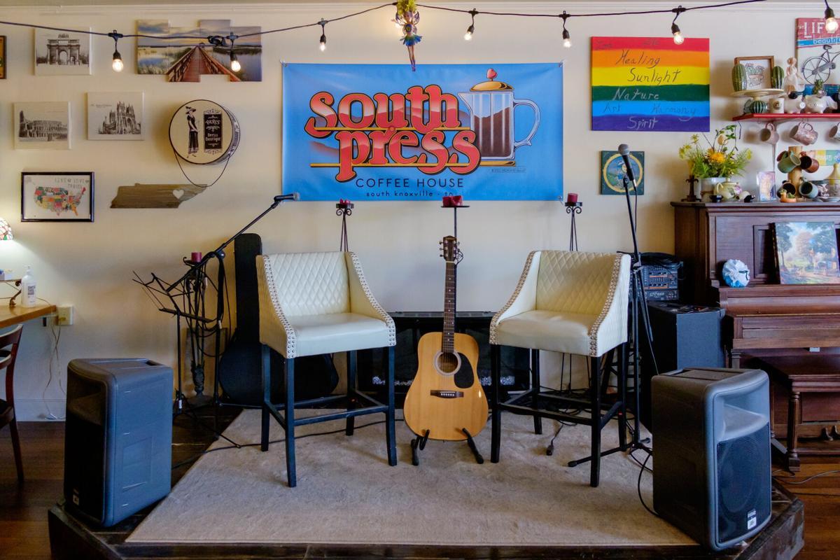South Press interior