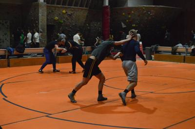 Wrestling Club competes, chases passions   News