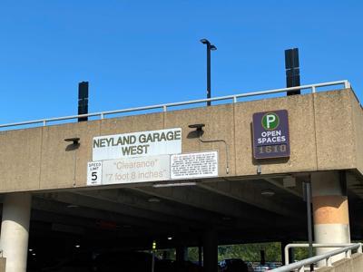Neyland parking garage