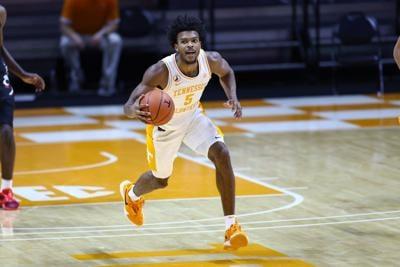 Josiah Jordan James - Cincinnati at Tennessee