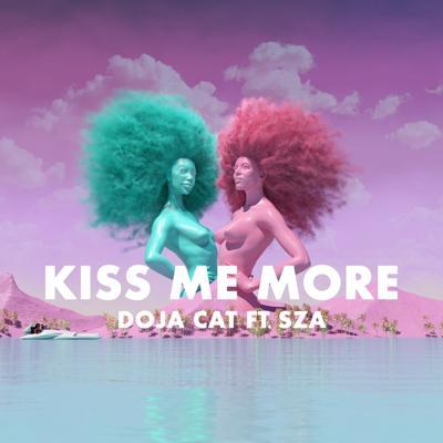 """""""Kiss Me More"""" Doja Cat ft. SZA"""