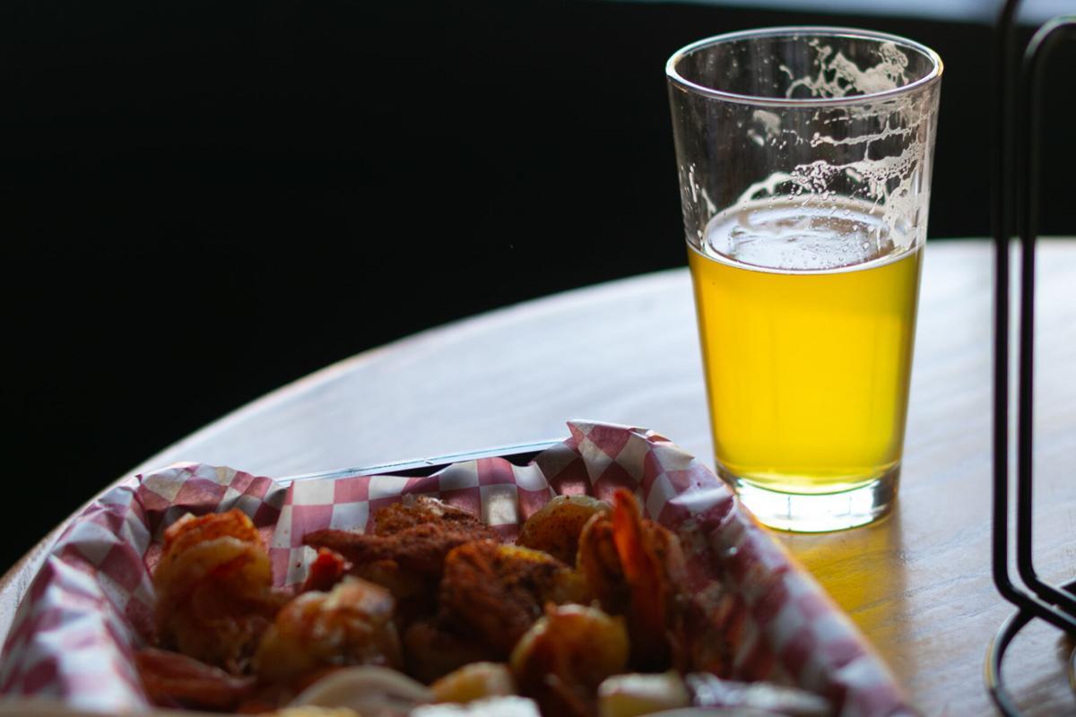 Shrimp Boil serves craft beer and shrimp