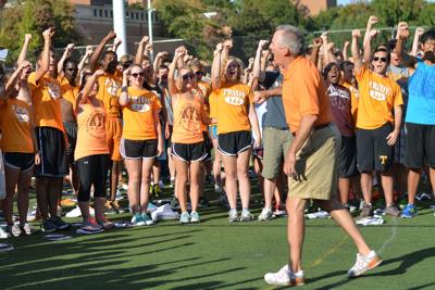 Sousa claims band injustices, UT refutes allegations