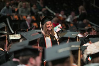 UT Graduation Fall 2018