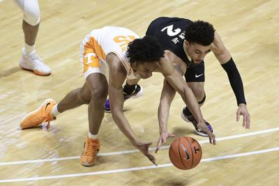 Keon Johnson- Tennessee vs Vanderbilt