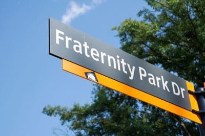 Fraternity Park Dr.