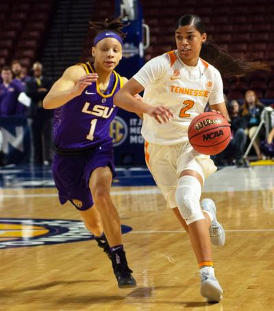 Women's Basketball vs. LSU (copy)