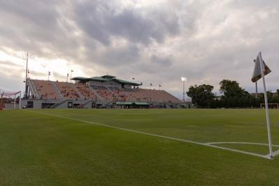 Regal Soccer Stadium wide angle