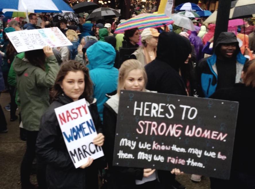 Women's March Photo 3