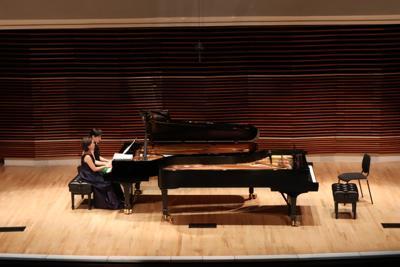 Piano recital of Rachmaninov's music