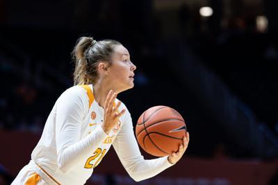 Lady Vols Basketball vs Ole Miss