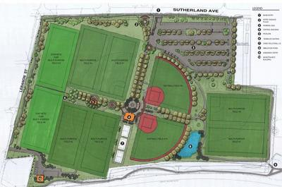 Students anticipate new intramural fields