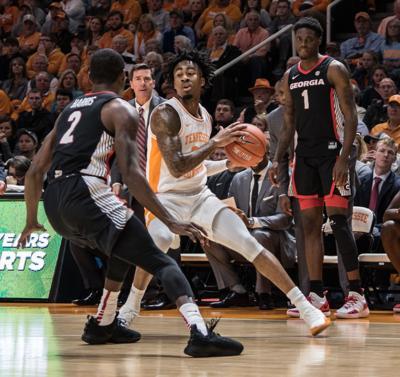 Men's Basketball vs Georgia