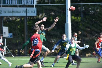 Passion, camaraderie lead to intramural championship