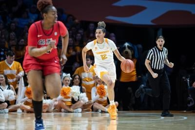 Lady Vols Basketball vs Ole Miss