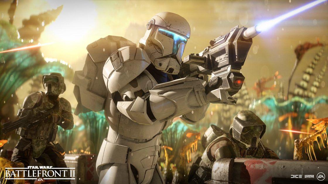 Battlefront 2 screenshot 1