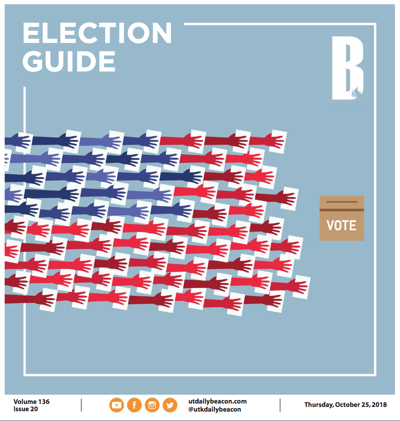 Daily Beacon: Election Guide 2018