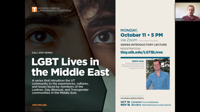 LGBT in Middle East