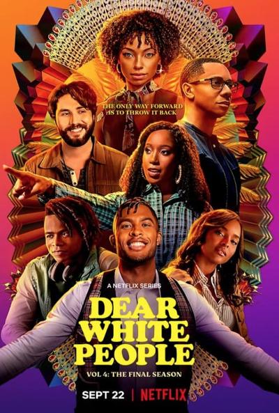 dear white people season 4 poster