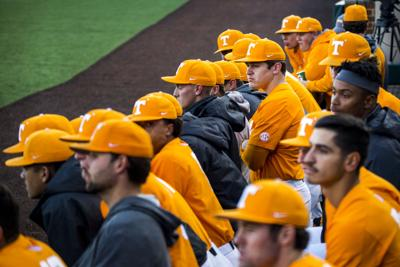 Tennessee baseball vs. Belmont