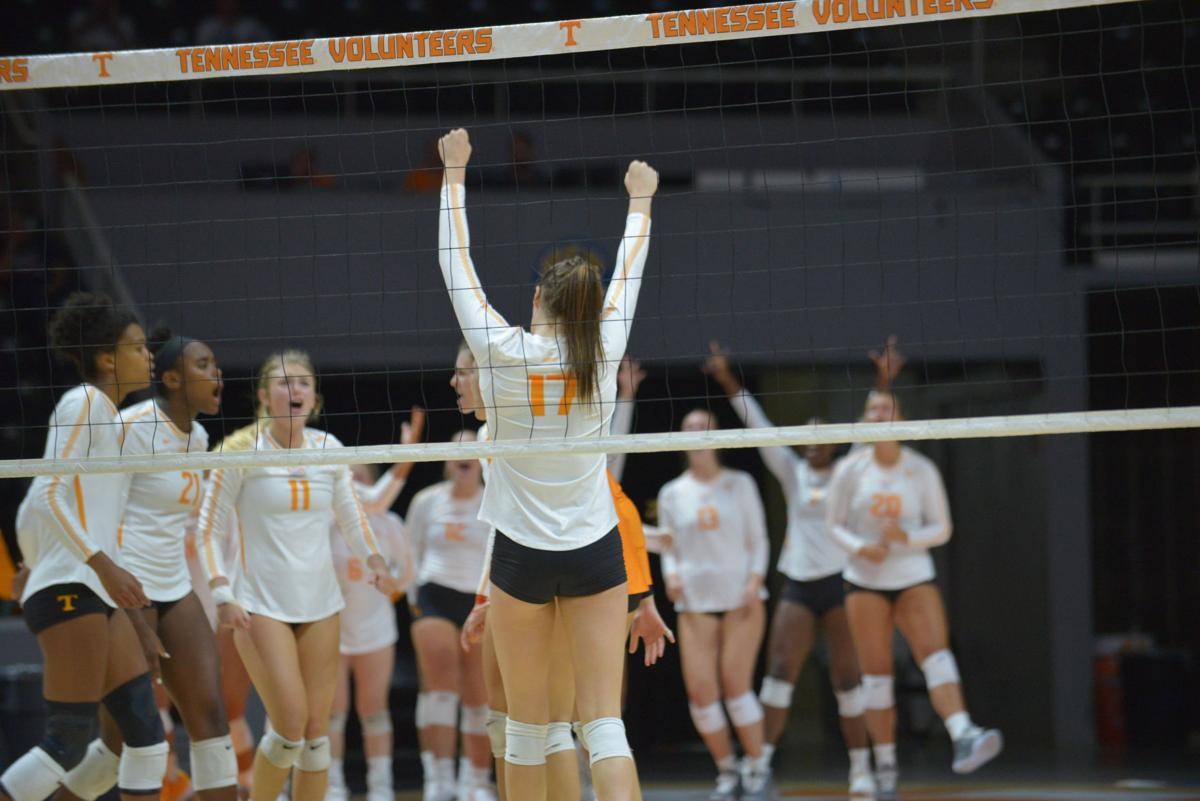 The Lady Vols vs. Illinois