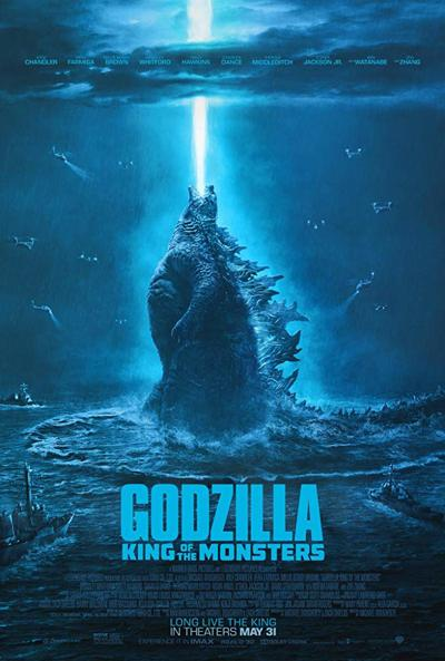 'Godzilla: King of Monsters'