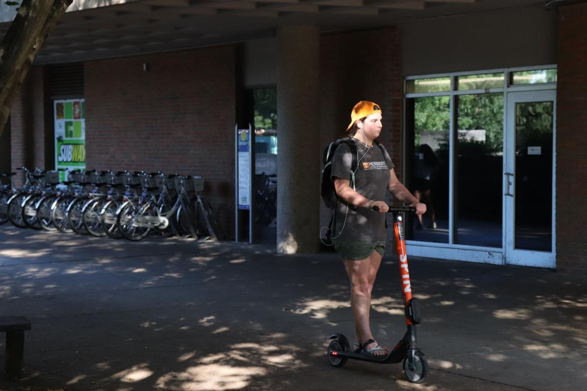 Electric scooters in Knoxville