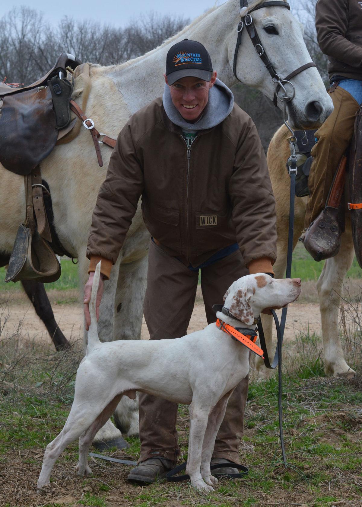 field dog trials to showcase bird dogs