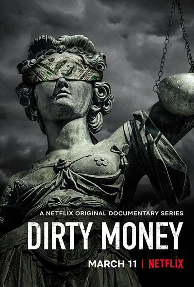 Dirty Money Show poster