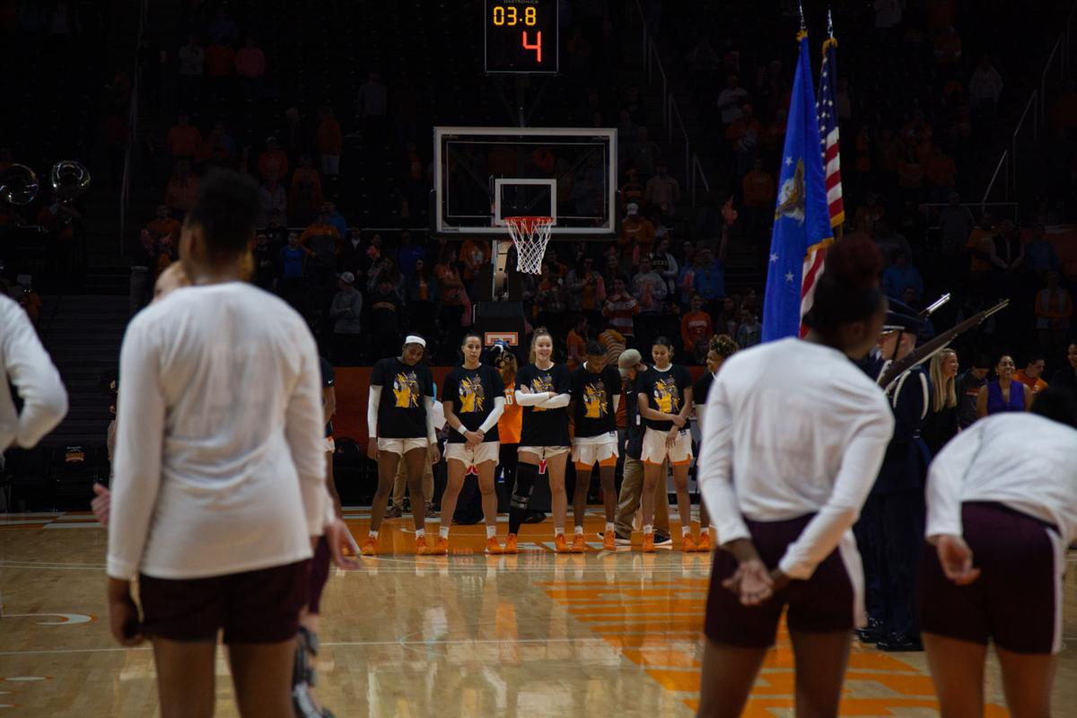 Lady Vols Basketball vs Mississippi State