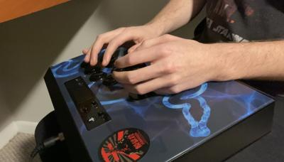 Fighting Game Controller