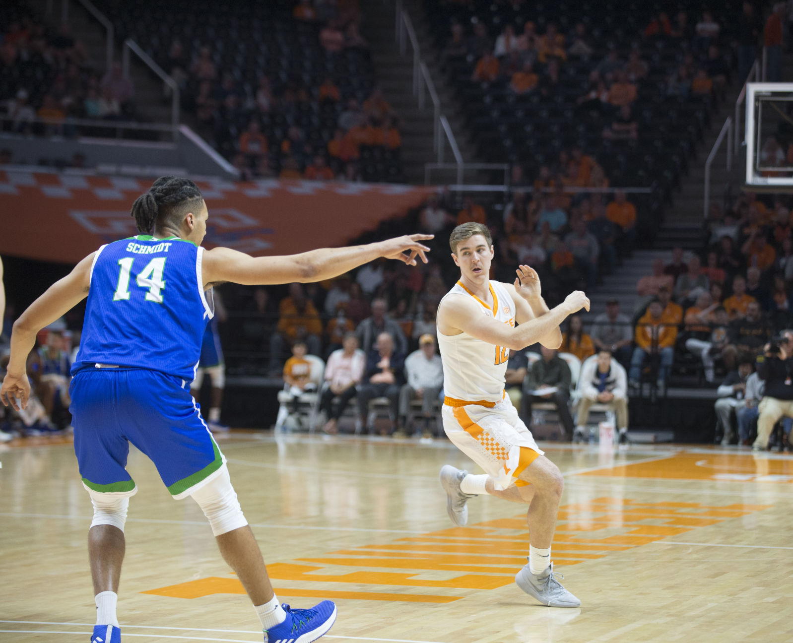 Seniors Campbell, Woodson excelling in walk-on role   Men's ...