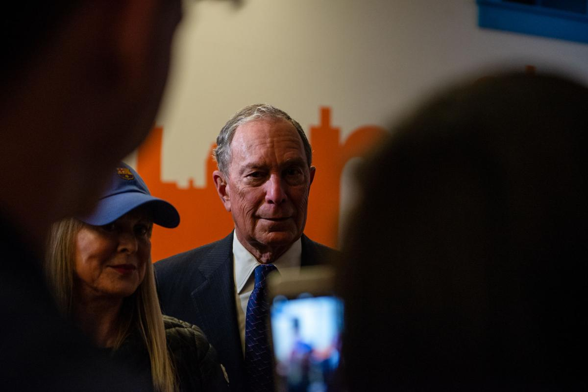 Bloomberg Campaign Office