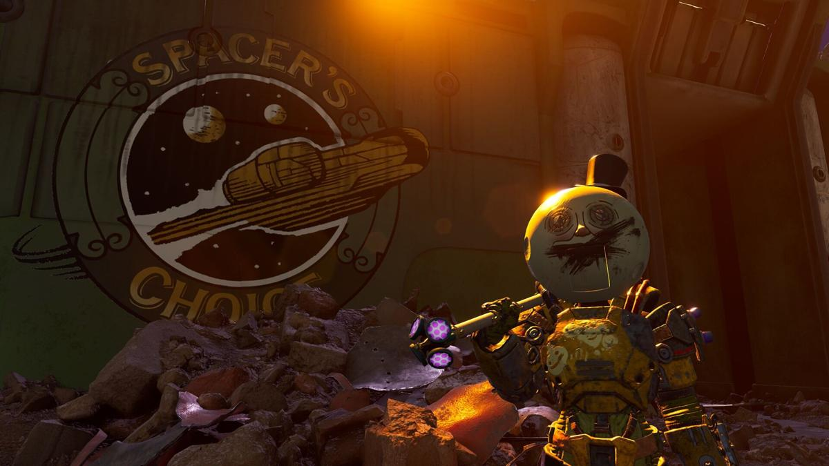The Outer Worlds Peril on Gorgon Screenshot 1