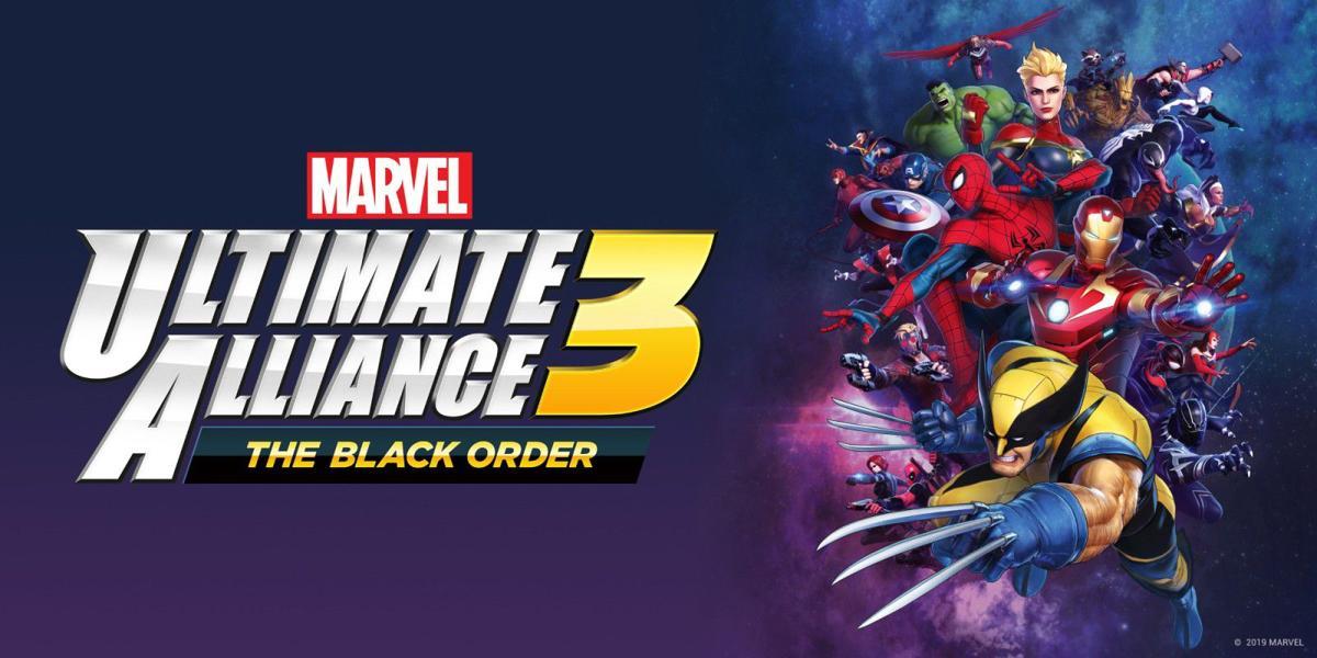 'Marvel Ultimate Alliance 3'
