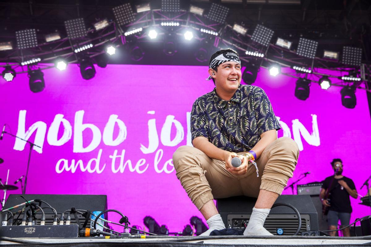 Bonnaroo: Hobo Johnson & The Lovemakers