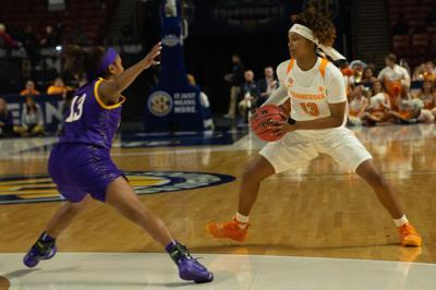 Womens Basketball v. LSU