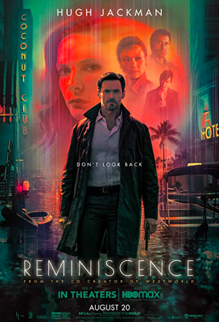 reminiscence movie poster