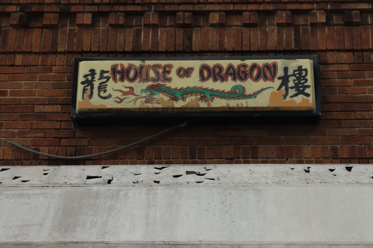 House of Dragon sign