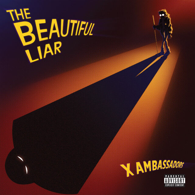 the beautiful liar cover