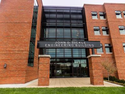 Tickle College of Engineering