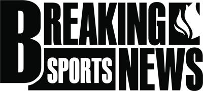 Breaking News Sports Graphic