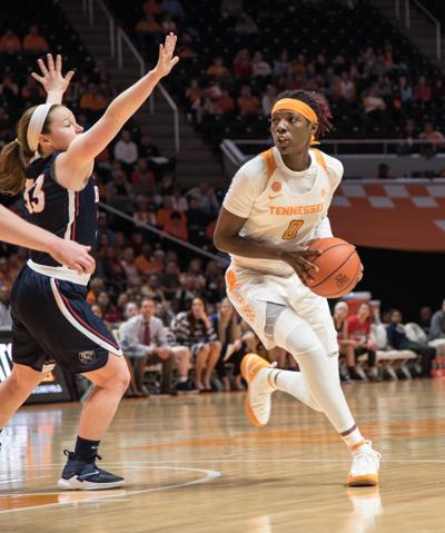 Women's Basketball vs Belmont