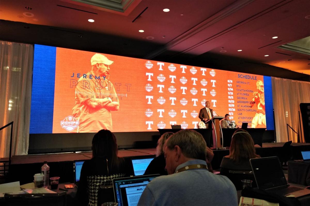 SEC Media Days 2