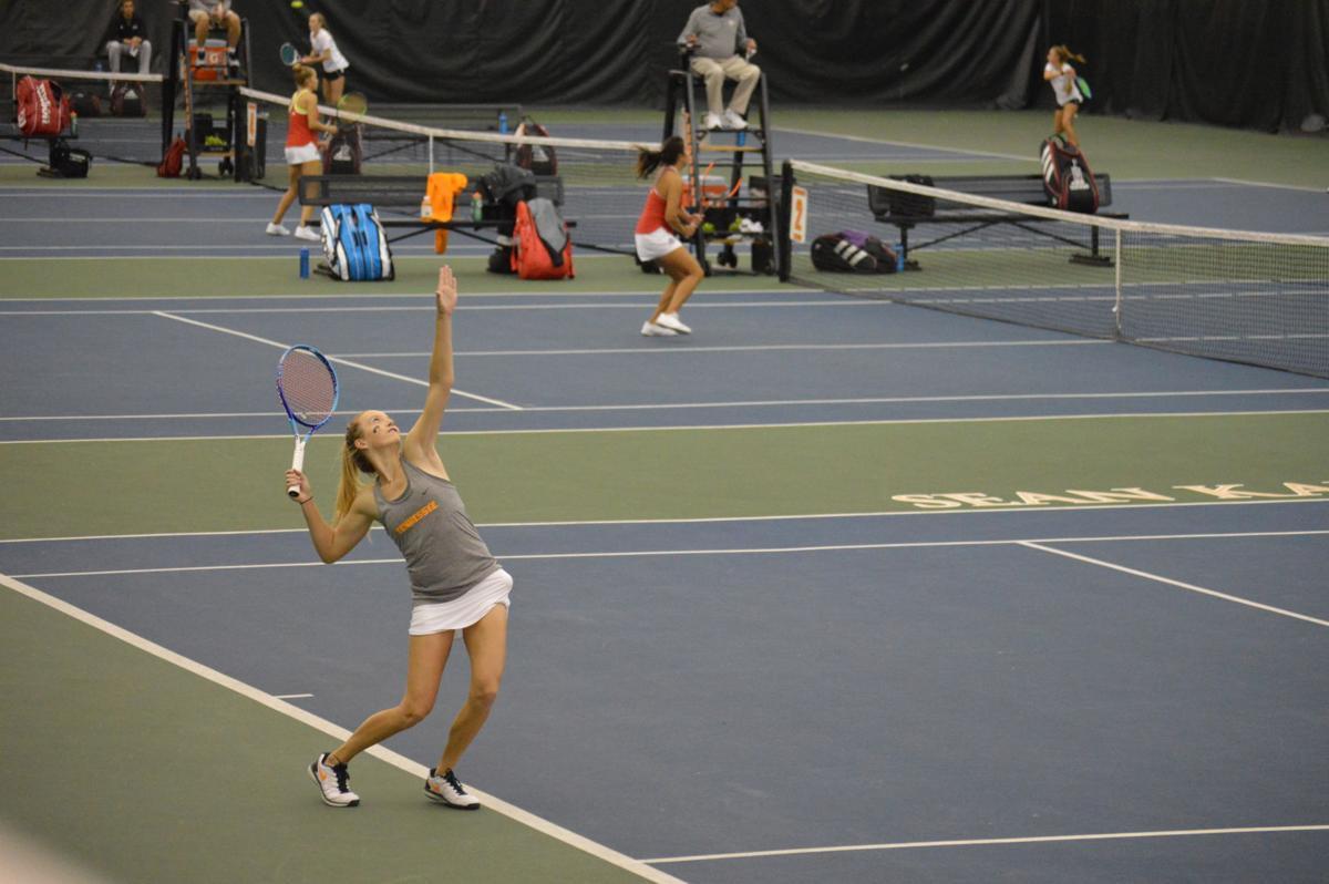 Womens Tennis vs Wake Forest
