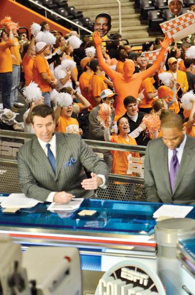 Students anticipate 'College GameDay'