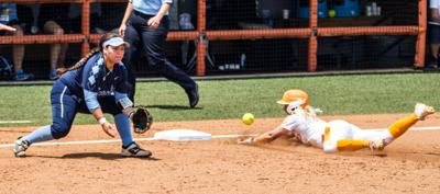 Softball vs. North Carolina
