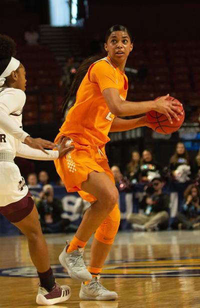 Women's SEC Tournament v. Mississippi State