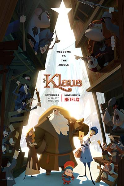 Klaus Movie Poster