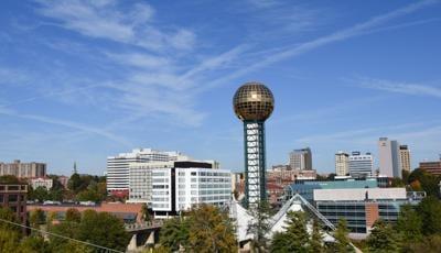 Knoxville Skyline - Vaccine Plan